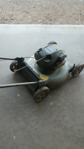 Murray Pro series mower 4.75hp