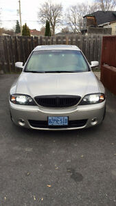 2006 Lincoln LS w/Sport Pkg Sedan- Safety Certified and e tested