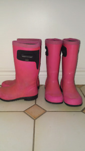 Boggs Rain boots - Girls size 13