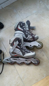 Patins roues