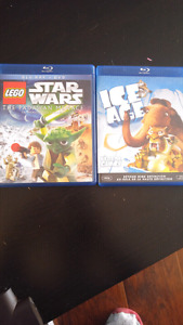 Lego star wars / Ice Age