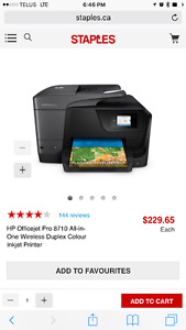 HP 8710 All-In-One Printer