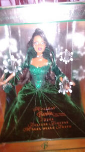 holiday barbie special edition