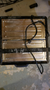 Used tile cutter