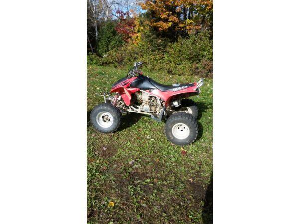 Used 2007 Honda Trx 450er