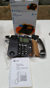 ATT PHONE SYSTEM/ANSWER MACHINE
