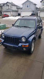 Jeep Liberty with remote starter
