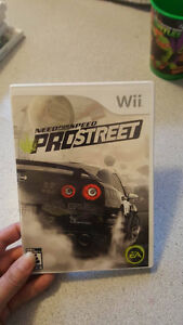 Jeu Need For Speed ProStreet