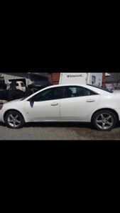 $2500 obo- 2009 Pontiac G6 with 260,000 highway km