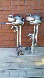 1946 Sea King Midget 1hp outboard motors model 64EA-9002A