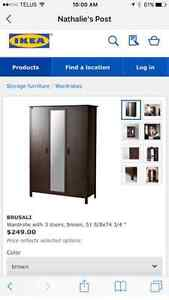 IKEA Brusali- excellent condition