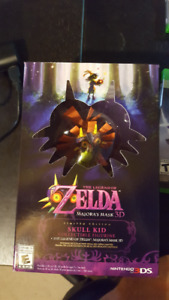 Majora's Mask Limited Edition 3DS $100 or Trade 4 Wind Waker LE