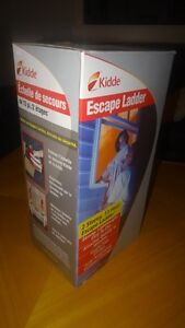 Escape Ladder - Kidde, 2 Storey, 13 Foot, In the Box, Never Used