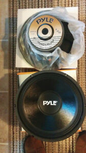 Woofers 12 inch