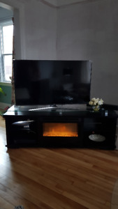 Dimplex Fireplace TV/Entertainment Unit