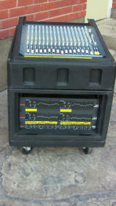 SKB Mighty Gig-rig Expander Unit for PA System