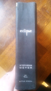 """Reduced**""""Eclipse"""" hard cover"""