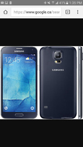 SAMSUNG S5 NÉO LIKE NEW WITH 3 CASES