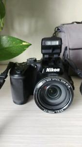 Nikon Coolpix B500- 40x Optical Zoom