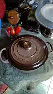 Le Creuset Enameled Cast Iron 41/2 Quart Round French Oven