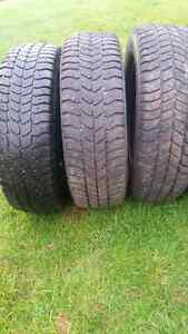 Trade for 225-60-16 winter tires