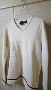 Armani Exchange Wool Sweater/ Long sleeve shirt
