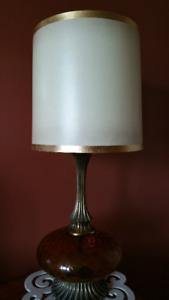 Lampes Hollywood Regency style – Set of 2 vintage look lamps