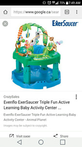 Activity ExerSaucer