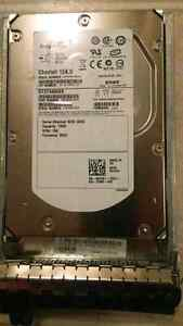 Server SAS/ SATA HDDs for Dell, HP and IBM