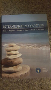 Intermediate Accounting Volume 1 available !!!