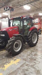 2009 Case Maxxum 110 Tractor - $65900