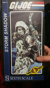 Hot Toys Figure Sideshow 1:6 action figure 1/6 scale collectible