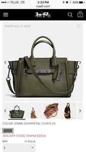 Selling Coach Purses 20% Off  - New, Packaged, with Tags London Ontario image 4