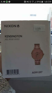 Nixon Rose gold (womens watch) London Ontario image 5