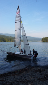 49er high performance sailboat for sale