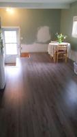 flooring instalation