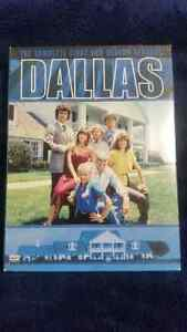 The Complete First And Second Seasons Of DALLAS  DVD