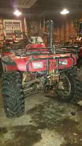 1991 honda 300 4x4 with papers weelend special!!