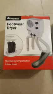 Footwear Dryer