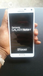 Samsung Galaxy Note 4 UNLOCKED 32GB! LARGE SCREEN!