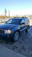 Jeep Grand Cherokee for sale. Runs great, asking $12,500obo