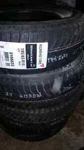 Brand New Kumho Winter Tires for Corolla/Civic/Elantra