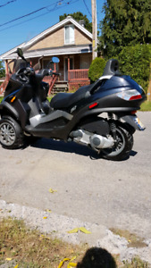 Scooter Mp3  3 roues. piaggo 2007