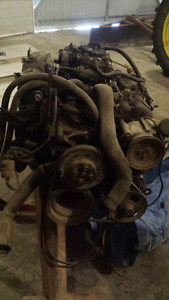 360 ci engine out of a dodge 300 truck