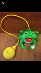 Grenouille Fisher price #154