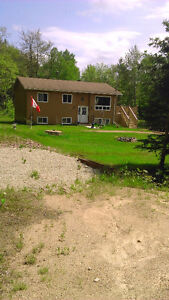 House for sale with lake acess
