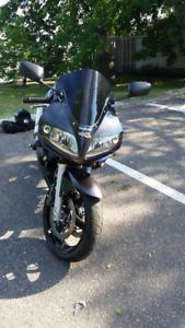 2006 Suzuki SV650s 645cc Motorcycle