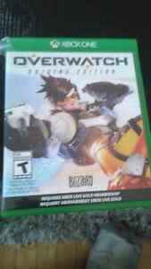Overwatch Xbox One 50$ New.