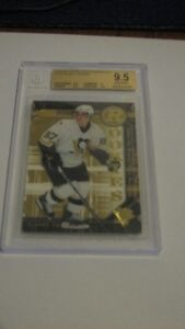 Rookie Sidney Crosby 9.5 West Island Greater Montréal image 1
