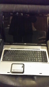 HP DV9700 laptop for parts